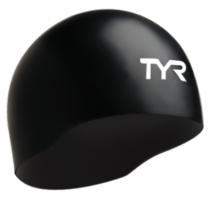 TYR Tracer Edge Race Swim Cap