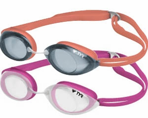 TYR Tracer Jr. Racing Swim Goggles