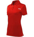TYR Women's Alliance Victory Polo