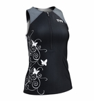 TYR Women's Competitor Printed Singlet