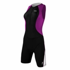 TYR Women's Competitor Trisuit Front Zipper