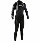 TYR Women's Hurricane Category 1 Triathlon Wetsuit
