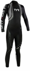 TYR Women's Hurricane Category 3 Triathlon Wetsuit