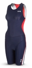 TYR Women's Rear Zipper Trisuit