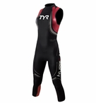 TYR Women's Sleeveless Hurricane Triathlon Wetsuit Category 5
