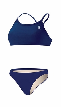 TYR Women's Durafast Diamondfit Workout Bikini