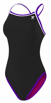 TYR Womens Reversible Brites Diamondfit Swimsuit