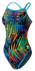 TYR Women's Safari Reversible Diamondfit Swimsuit