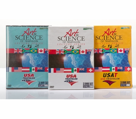 USAT Art & Science of Tri Lecture DVD Series