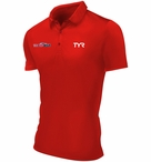 USAT TYR Men's Alliance Victory Polo