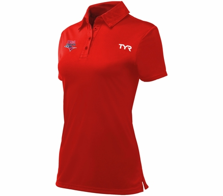 USAT TYR Women's Alliance Victory Polo