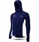 USAT TYR Women's Alliance Victory Warm Up Jacket