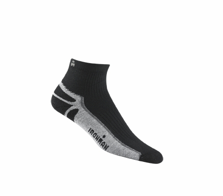 Wigwam Ironman Thunder Pro Quarter Socks