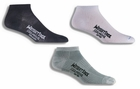 Wrightsock CoolMesh II Lo Sport Sock | Basic 3 Pack