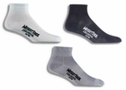 Wrightsock CoolMesh II QTR Sport Sock | Basic 3 Pack