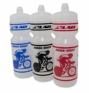 XLAB Aqua Shot Calibrated Race Bottle