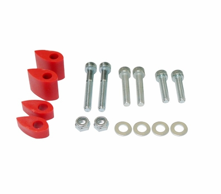 XLAB Torpedo Bottle Aero Spacers