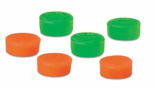 Youth Multi-Colored Silicone Ear Plugs