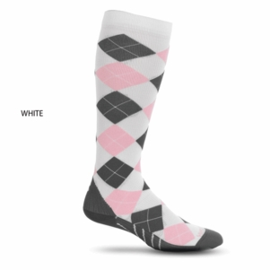 Zensah Argyle Compression Sock