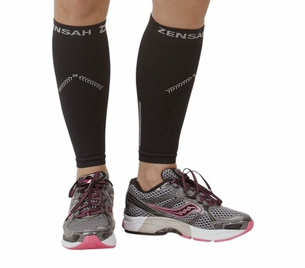 Zensah Reflect Compression Leg Sleeves