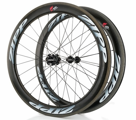 Zipp 404 FireStrike Carbon Clincher Wheelset
