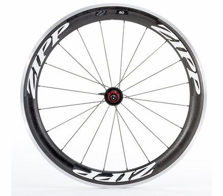 Zipp 60 Aluminum Clincher | Rear Wheel