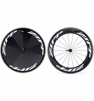 Zipp 808/Super-9 Disc Firecrest Carbon Tubular V3 Wheelset