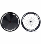 Zipp 404/Super-9 Disc Firecrest Carbon Tubular V3 Wheelset