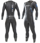 Zone3 Men's Advance Triathlon Wetsuit