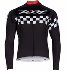 Zoot Men's Cycle Cali Thermo LS Jersey