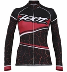 Zoot Women's Ali'i Thermo LS Cycling Jersey