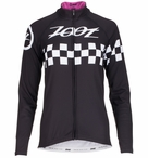 Zoot Women's Cycle Cali Thermo LS Jersey