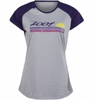 Zoot Women's Run Sunset Graphic Tee