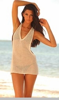 Indah Swimwear 2013 - Gaya Knit Tank Swimsuit Cover-Up - On Sale!