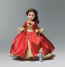 "10"" BELLE'S ENCHANTED CHRISTMAS"