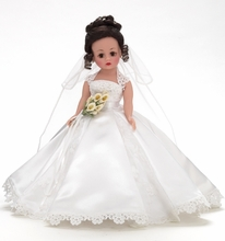 """10"""" MY SPECIAL DAY - brunette bride"""