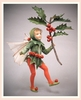 "11.5"" HOLLY FAIRY - R John Wright*"