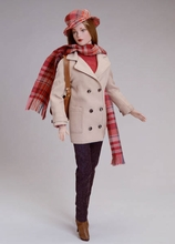 """16"""" NEW ENGLAND EXCURSION DISPLAY DOLL"""