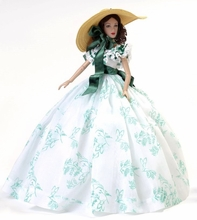 """16"""" SCARLETT PICNIC - set incl two outfits"""
