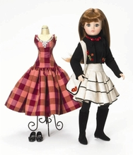 """21"""" A CHARMED LIFE CISSY - inc. 2 outfits - LE200"""