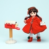 "8"" SENDING CHRISTMAS CHEER - 2013 Hallmark doll*"