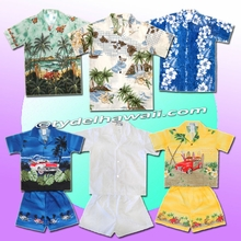 Boy -  Hawaiian wear