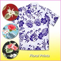 Floral Hawaiian Shirts