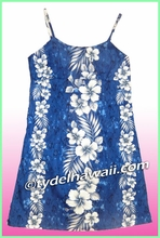 Girl Sun Dress - 805Navy
