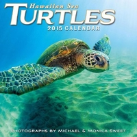 Hawaii Sea Turtle 2015 Calendar