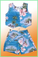 Hawaiian Kid Tank Sets