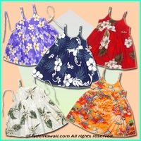 Hawaiian Kid Tie Dresses