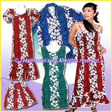 Hibiscus Lei Panel Matching Sets