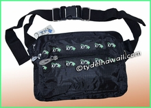 Ky's Black Nylon Shoulder/Waist Bag