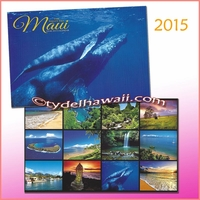 The Valley Island 2015 Maui Calendar